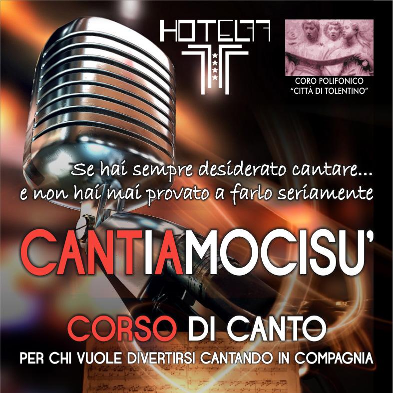Corso di canto a Tolentino – CANTIAMOCISU'