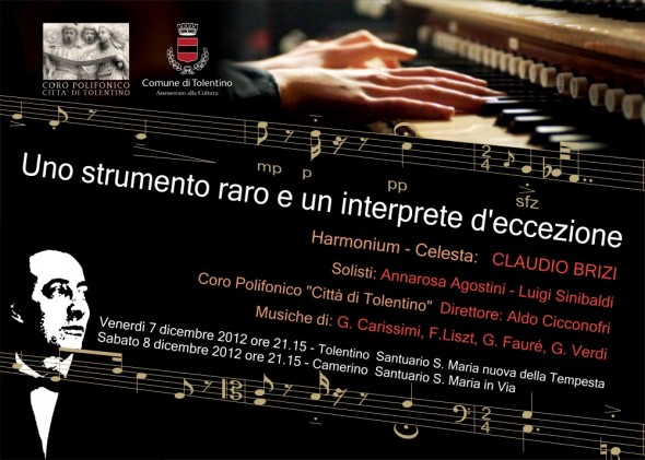 Concerti 7 e 8 dicembre Coro Polifonico Città di Tolentino