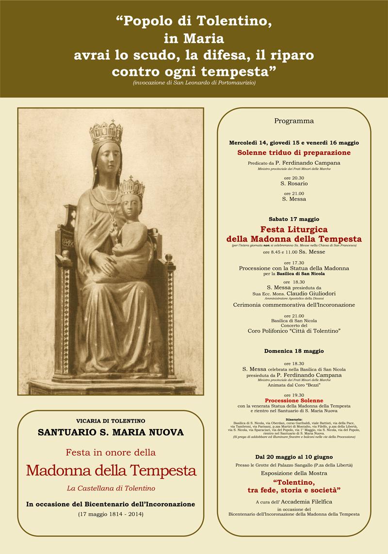 """Concerto per """"La Castellana di Tolentino"""""""